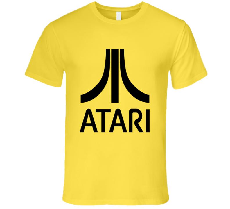 Retro Atari Video Game Tshirt