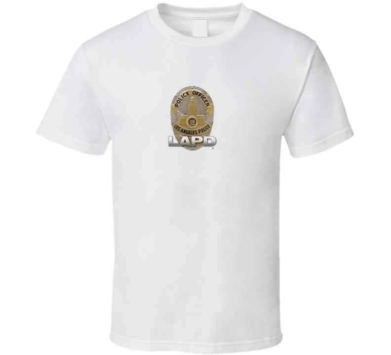 L.A.P.D. Logo Tshirt
