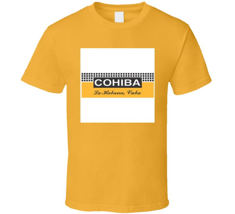 Cohiba Classic Logo Tshirt