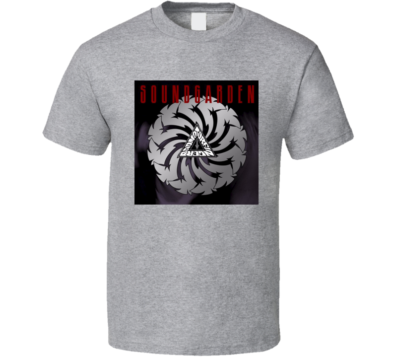 SoundGarden Album Tshirt