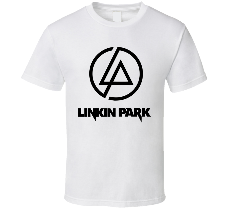 Linkin Park Band Logo Tshirt