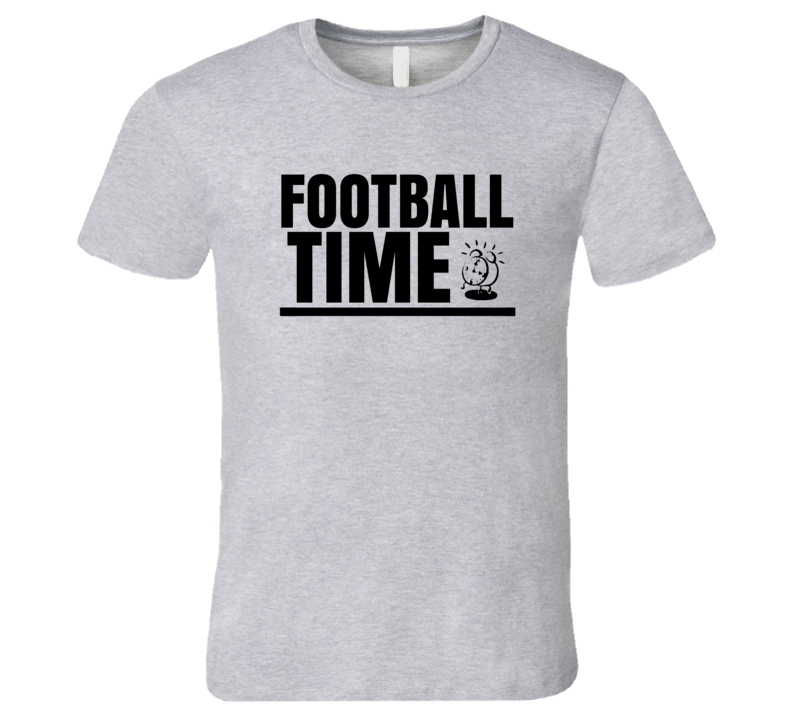 Football Time Tshirt