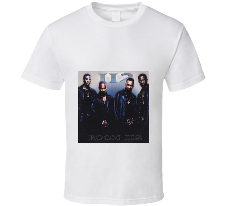 112 Retro R & B Group Tshirt