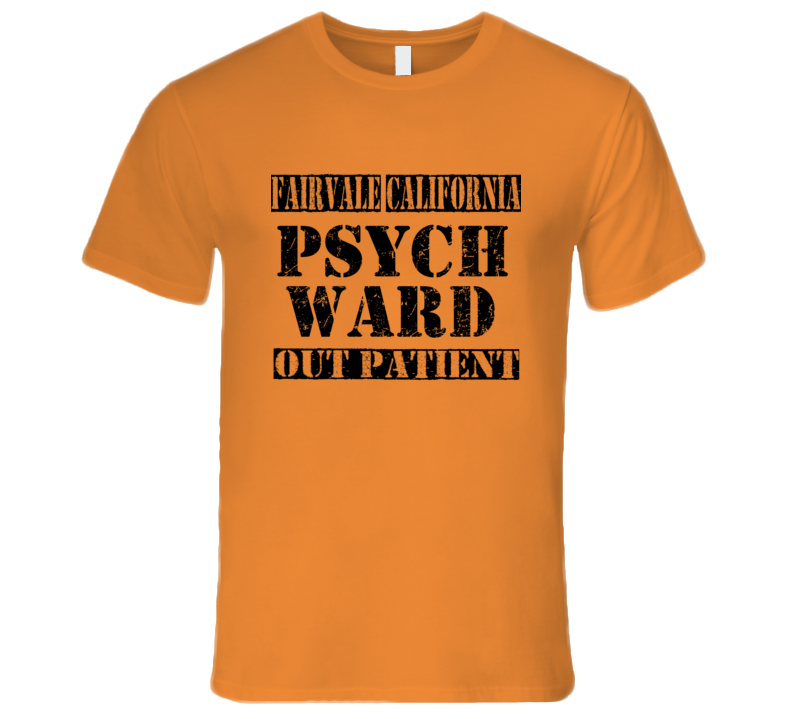 Psycho Movie Out Patient Halloween Tshirt