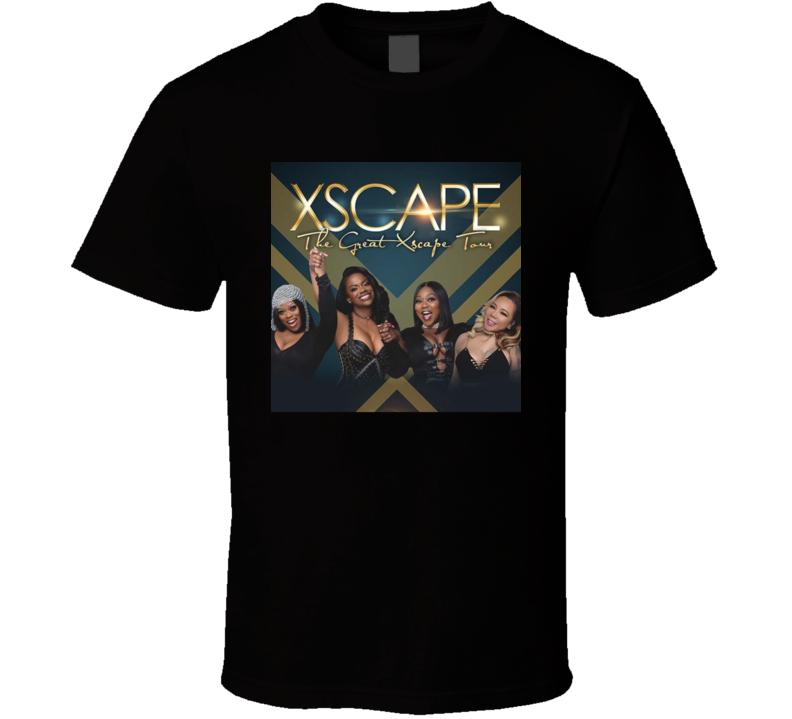 Xscape Reunion Tour Tshirt