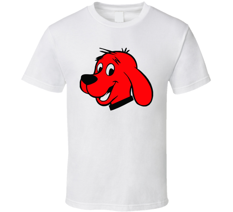 Clifford The Big Red Dog Tshirt