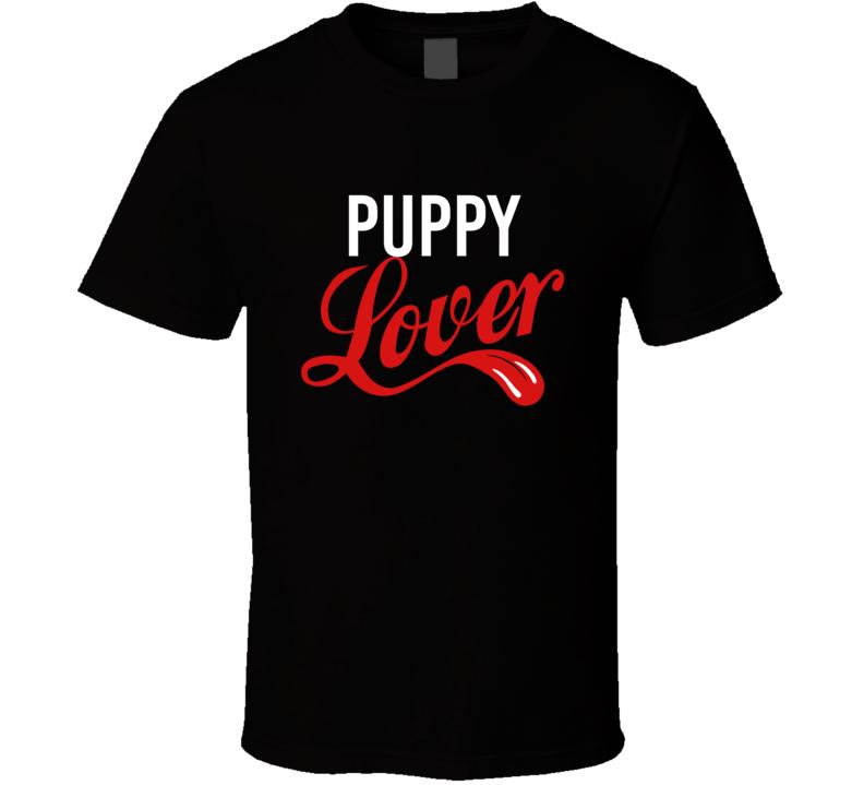 Puppy Lover Tshirt
