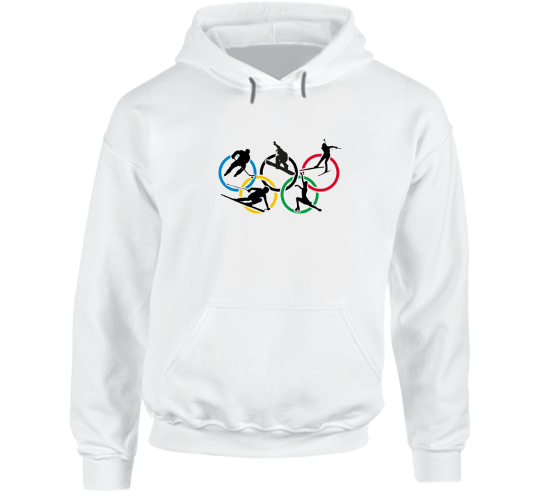 Winter Olympic Games 2018 Hoodie