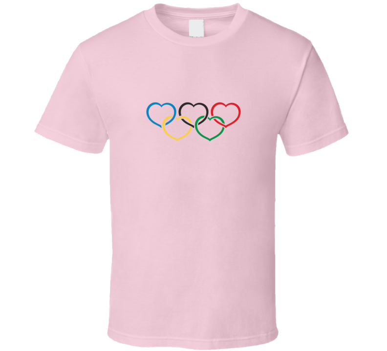 Love The 2018 Olympics Tshirt