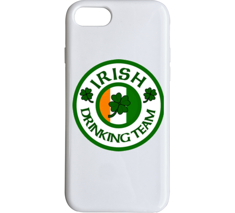 Irish Drinking Team Cell Phone Case