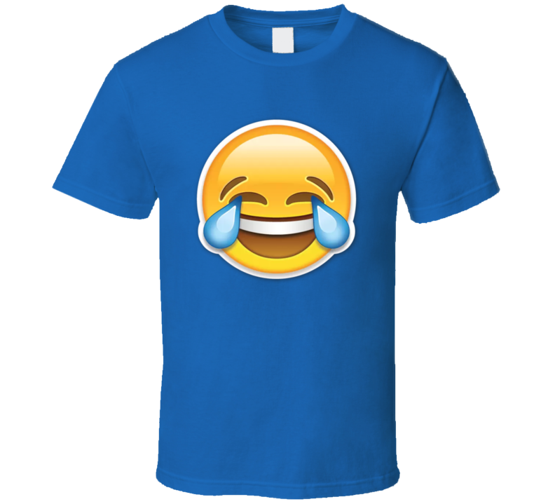 Laughing Emoji Tshirt