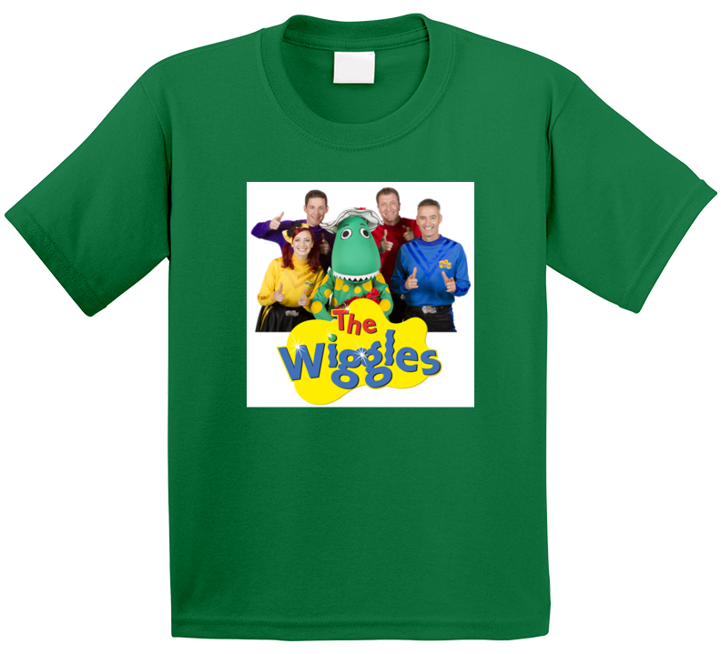 The Wiggles Kids Tshirt