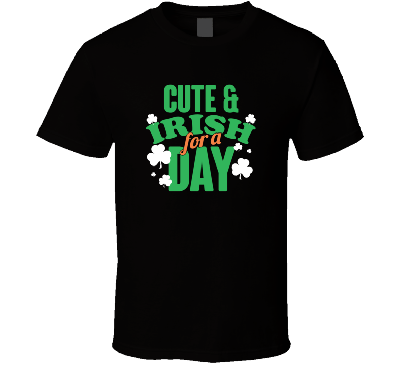 Cute & Irish Tshirt