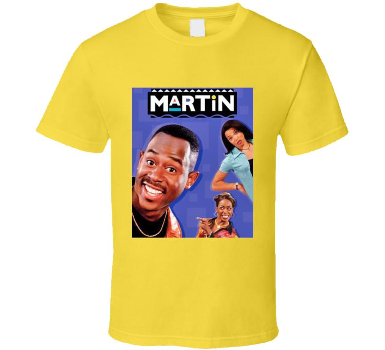 Martin 90s Sitcom Tshirt