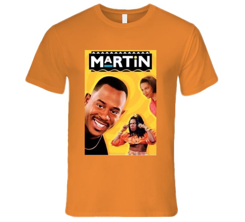 Martin Retro Sitcom Tshirt