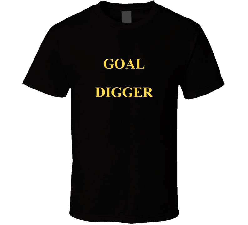 Goal Digger Hockey Tshirt