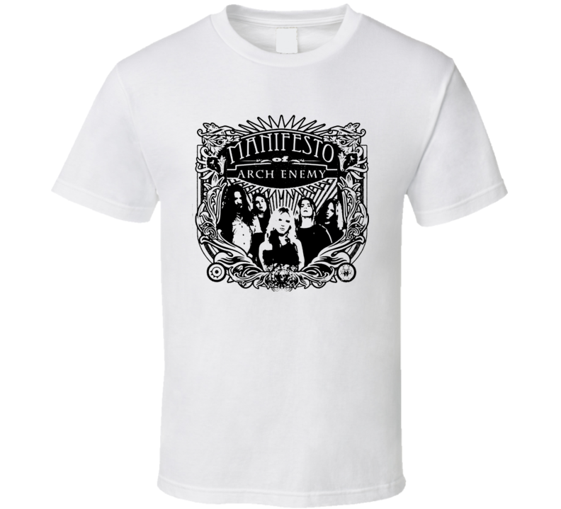 Arch Enemy Band T Shirt