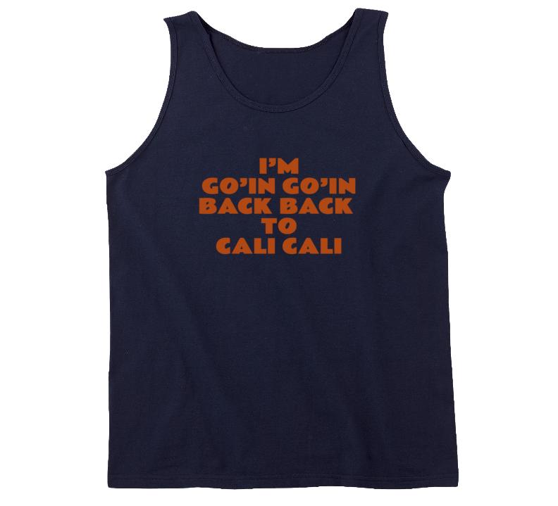 Go'in Back To Cali Tank Tanktop