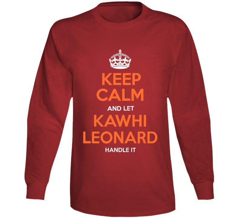 Raptors Kawhi Leonard Tshirt T Shirt Long Sleeve
