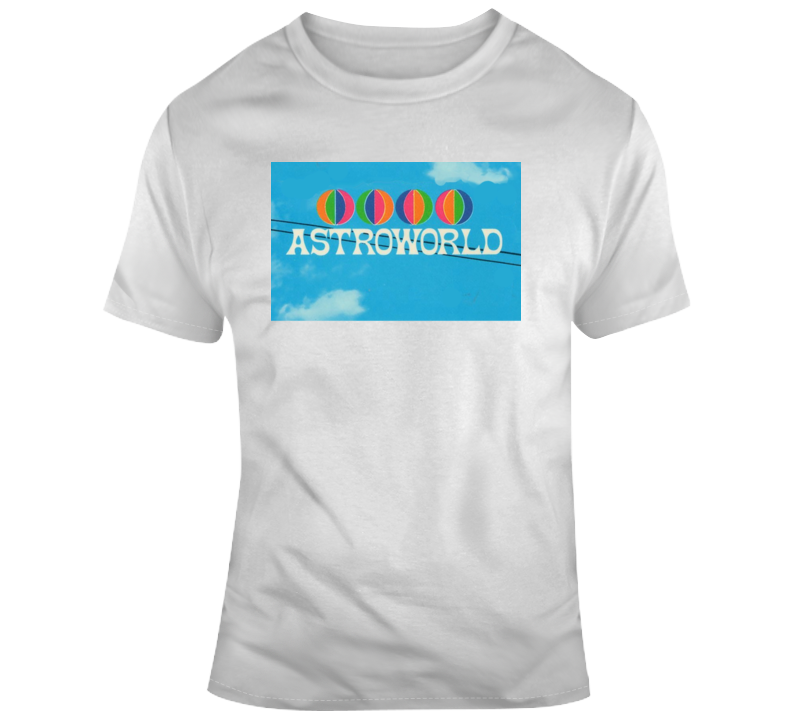 Astroworld Tour T Shirt