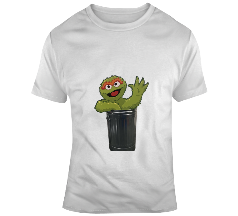Oscar The Grouch T Shirt