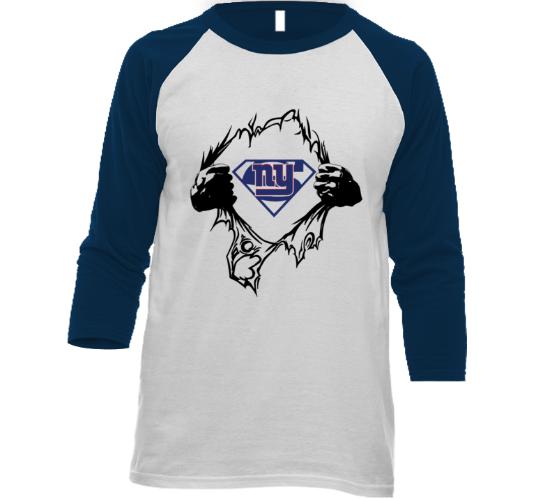 New York Giants Football Fan T Shirt