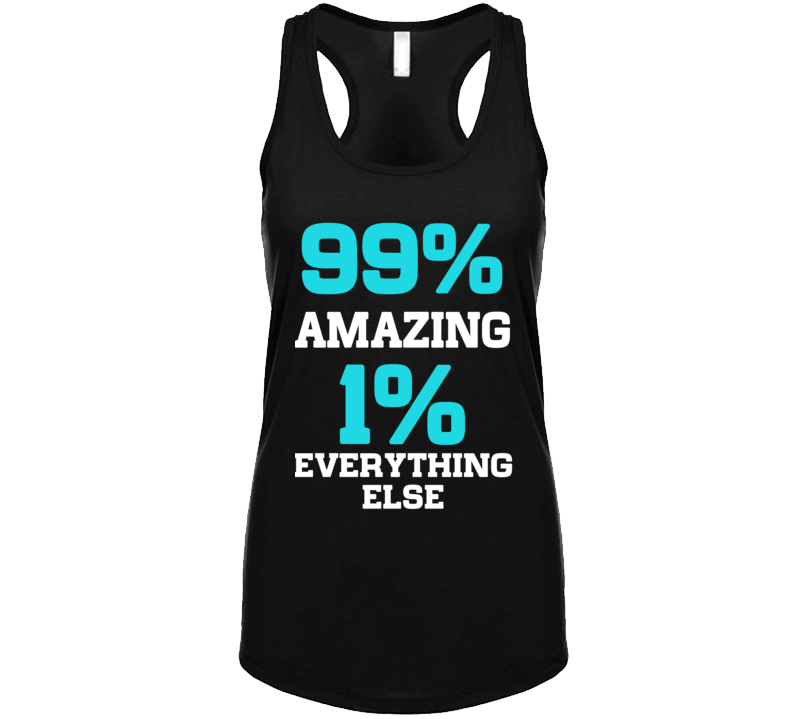 99% Amazing Tanktop