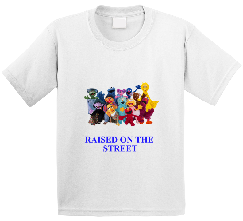 Sesame Street Friends T Shirt