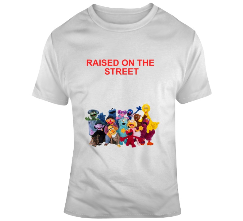 Sesame Street Gang T Shirt