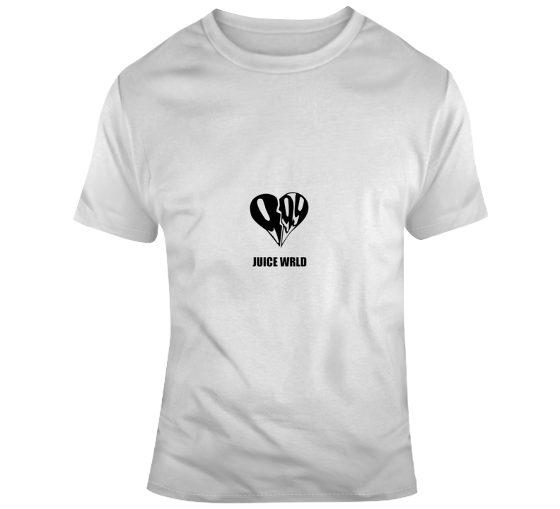 R.i.p. Juice Wrld Tribute Rap Album T Shirt