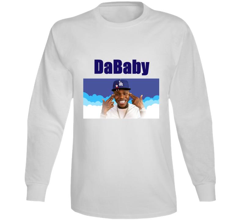 Dababy Rap Artist  Long Sleeve