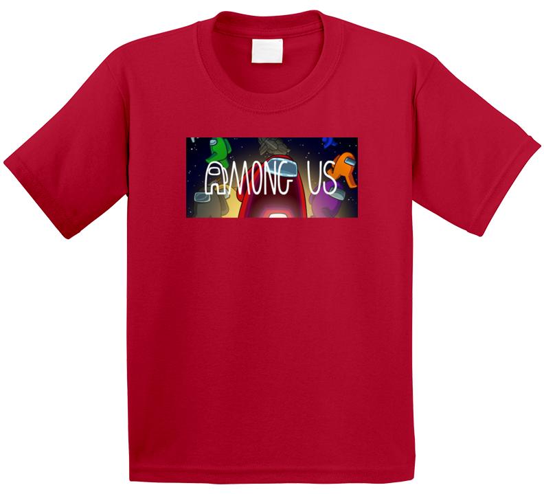 Among Us Gamer T Shirt