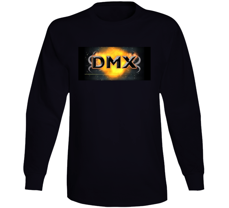 Dmx Tribute Long Sleeve T Shirt