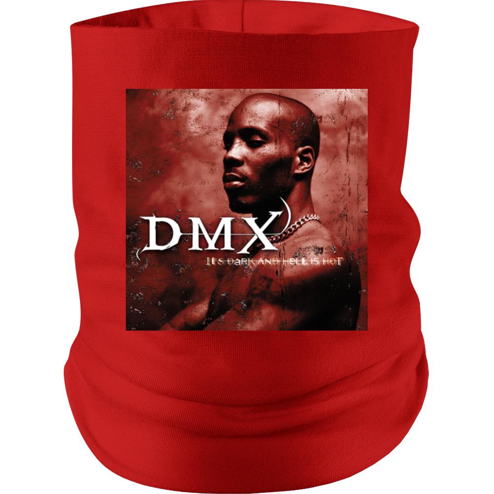 Dmx Rap Sweatshirt Neck gaiter