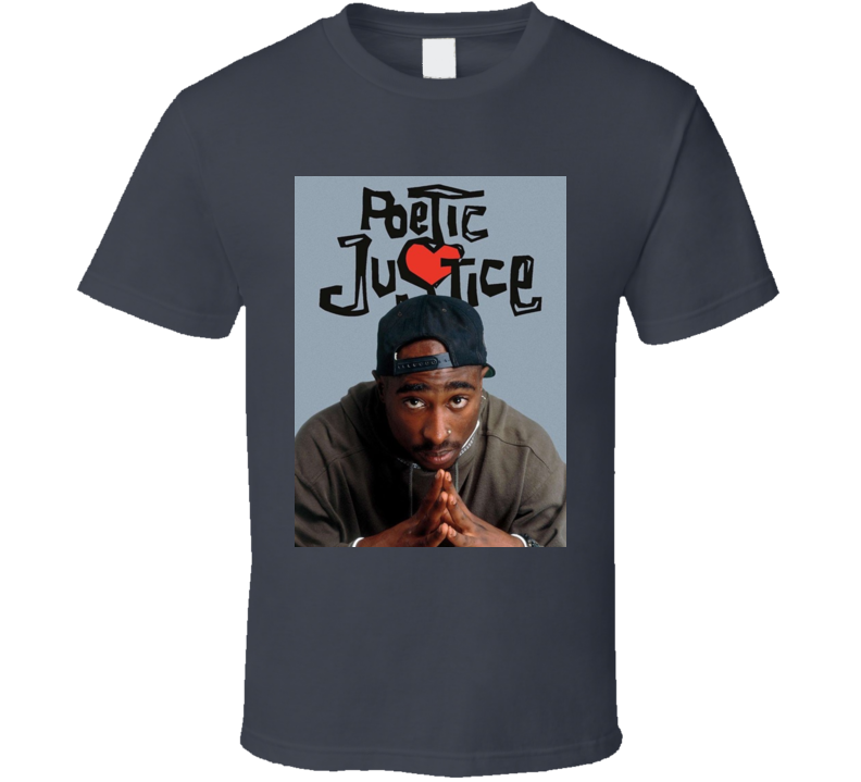 Poetic Justice Character T Shirt