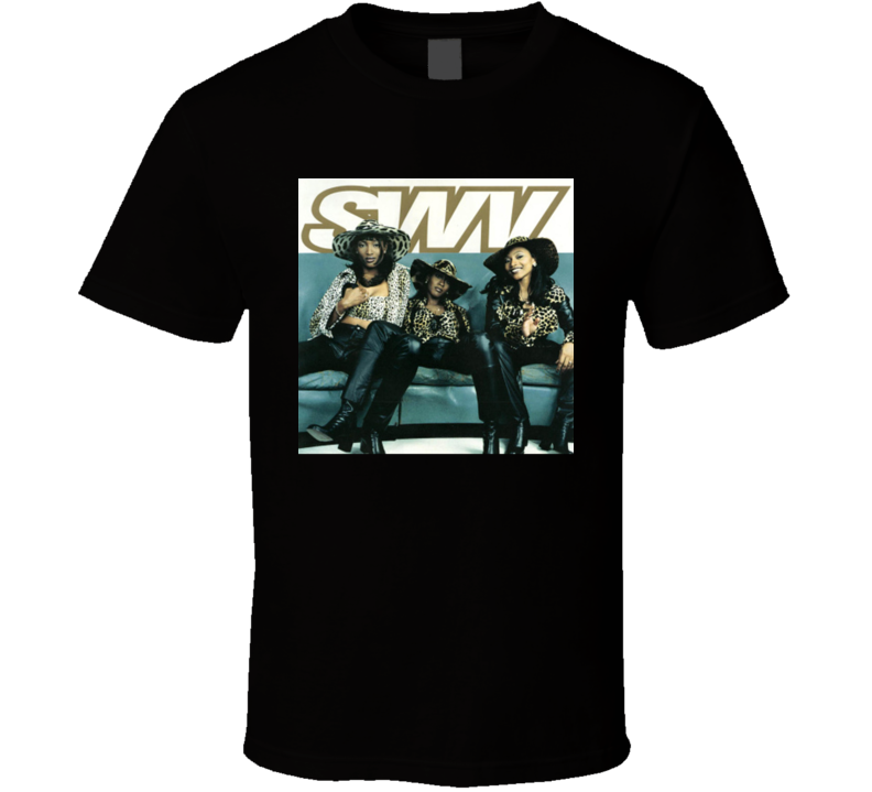 Release Some Tension Swv Album Cover T Shirt