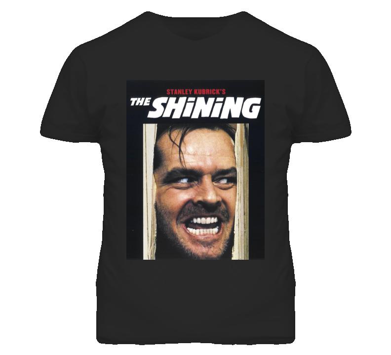 The Shining Horror Movie Poster Tshirt