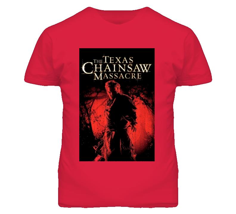 The Texas Chainsaw Massacre Tshirt