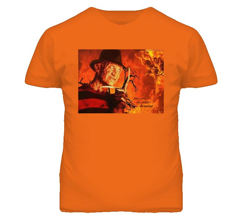 Freddy Krueger Nightmare Tshirt