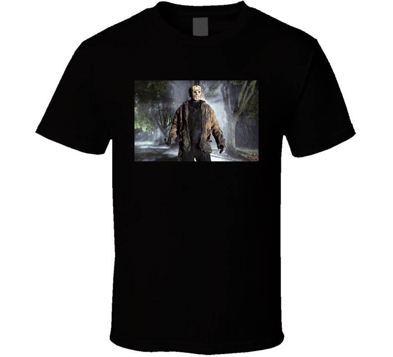 Jason Halloween Horror Tshirt