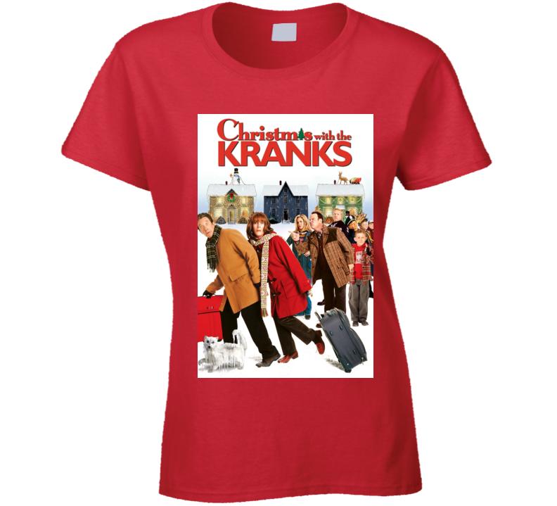 Christmas with the Kranks Movie Tshirt