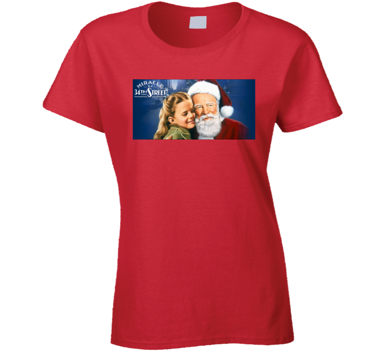 Miracle of 34th Street Classic Movie Tshirt