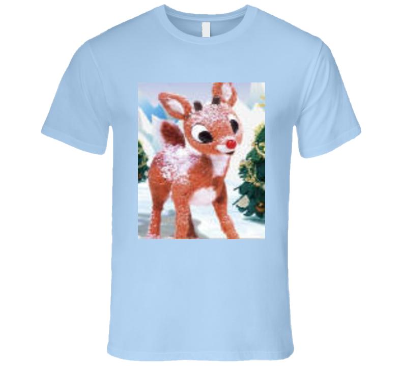 Rudolph Christmas Classic Tshirt