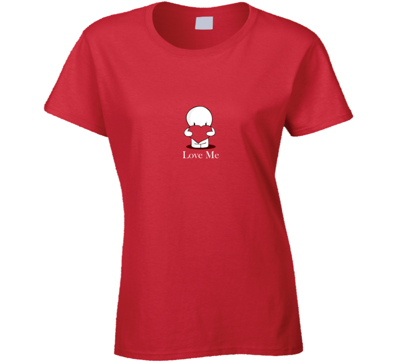 Love Me Valentines Day Tshirt