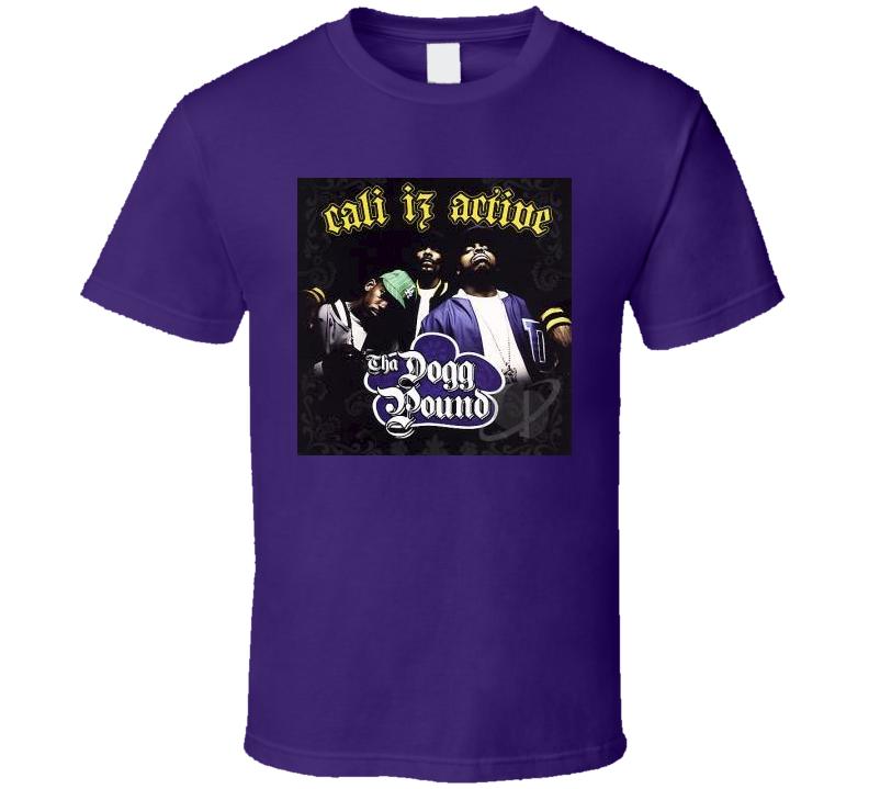 The Dogg Pound Album Cover Cali Tshirt