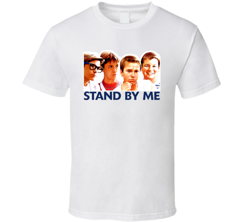 Stand By Me Movie T Shirt