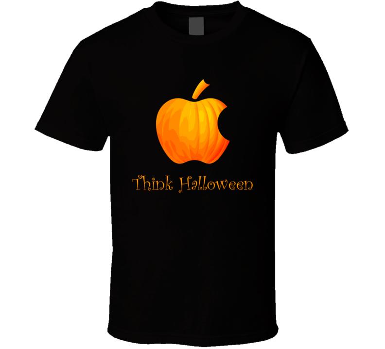 Halloween Apple T Shirt