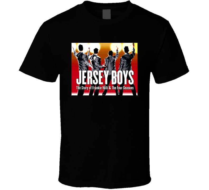 Jersey Boys Musical T Shirt