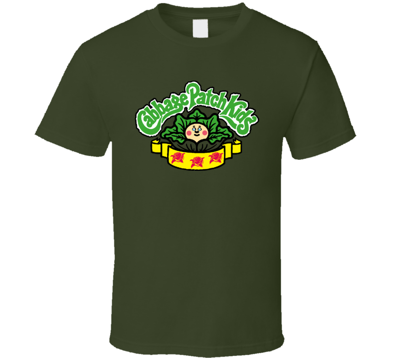 Cabbage Patch Kids Logo T Shirt