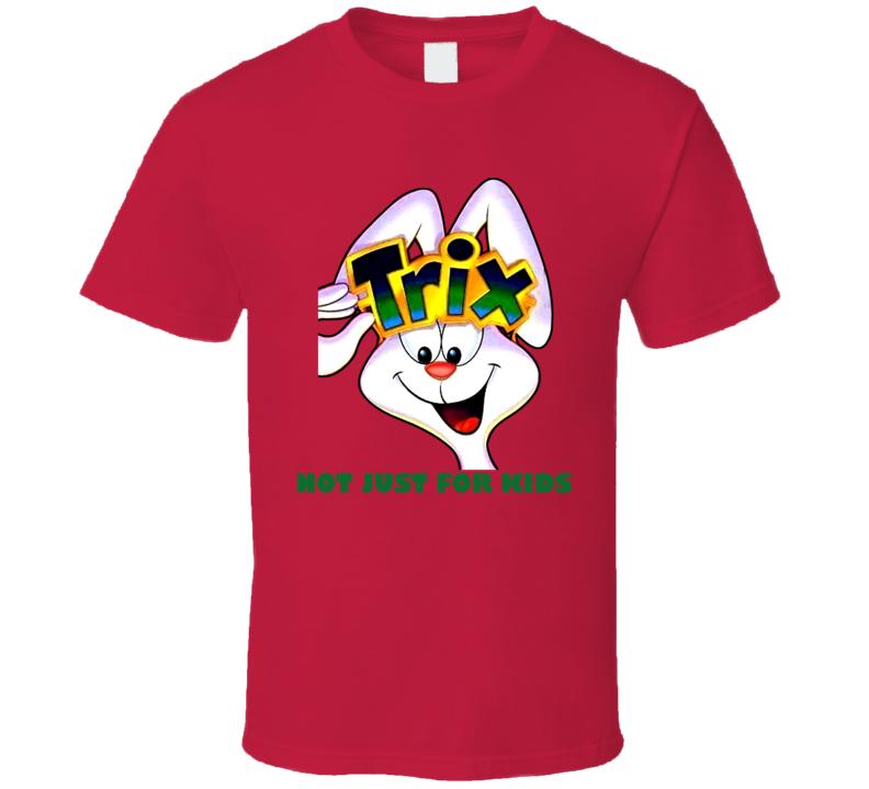 Trix Cereal Rabbit T Shirt